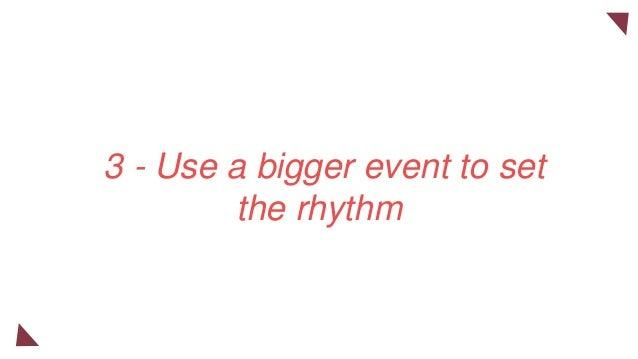 Rhythm, Attention, Collaboration