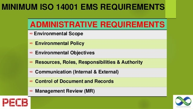 Implementing ems recommendations