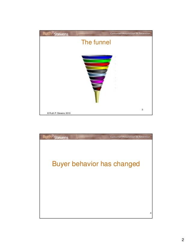 En B2B todo el marketing es marketing directo Slide 2