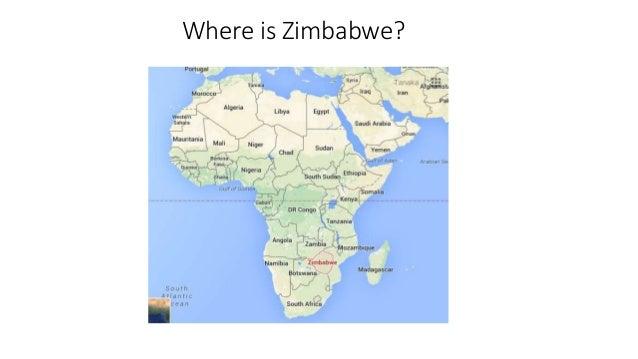 Venture Financing In Zimbabwe Tanaka Mudavanhu - Where is zimbabwe