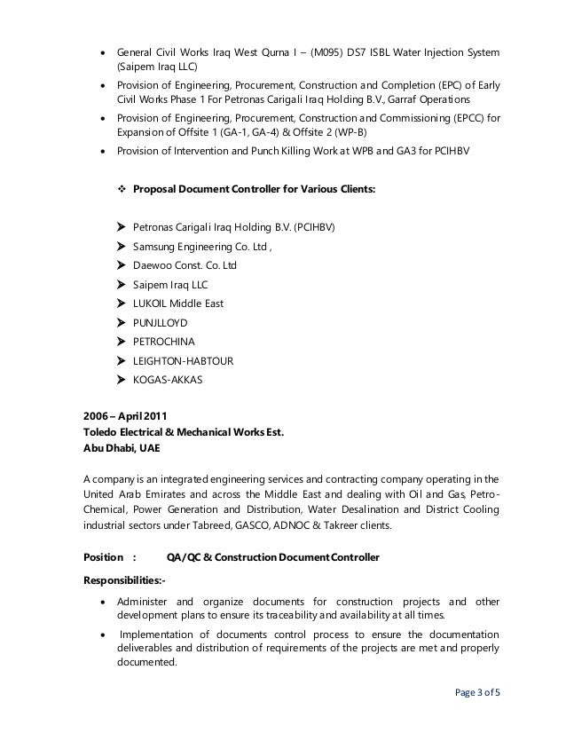 SlideShare  Cv Document