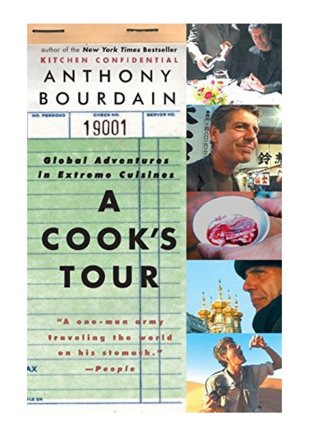 Anthony Bourdain Pdf