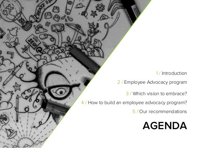 Employee Advocacy : Turn your employees into better brand ambassadors Slide 2