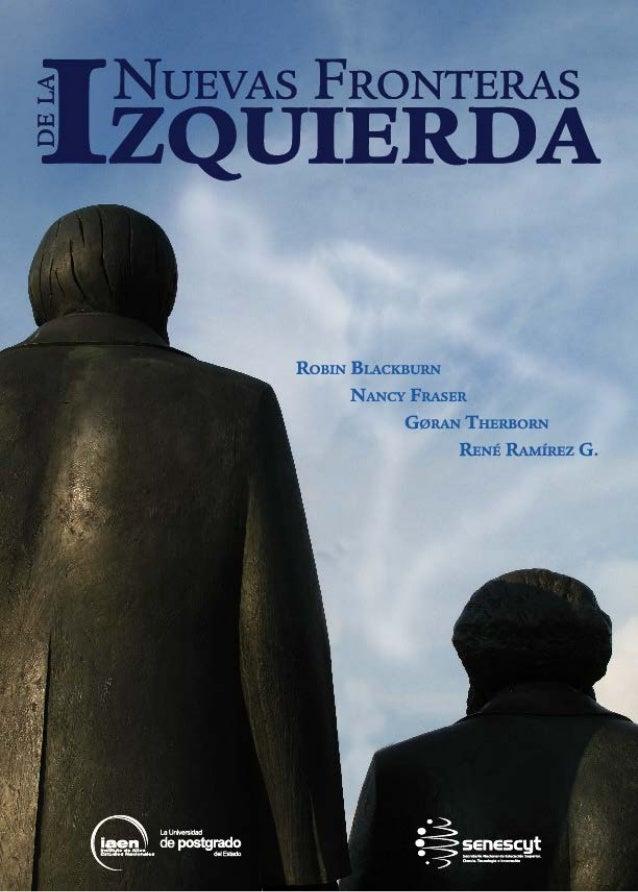 NUEVAS FRONTERAS DE LA IZQUIERDA