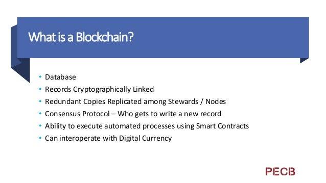 DigitalTrustAttributesofBlockchainNetworks • Immutability • Non-repudiation • Zero-Knowledge Proof • Redundancy • Availabi...