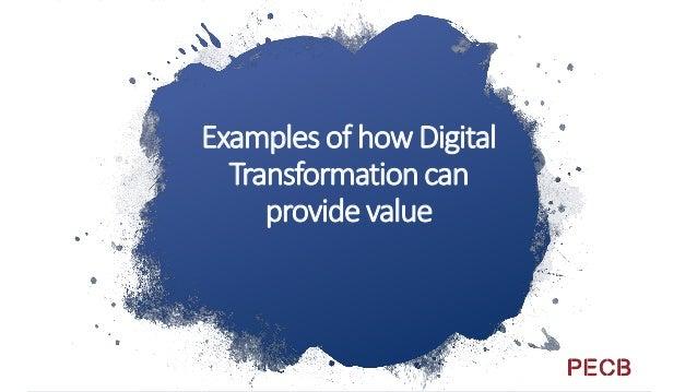 Block Chain & Digital Transformation