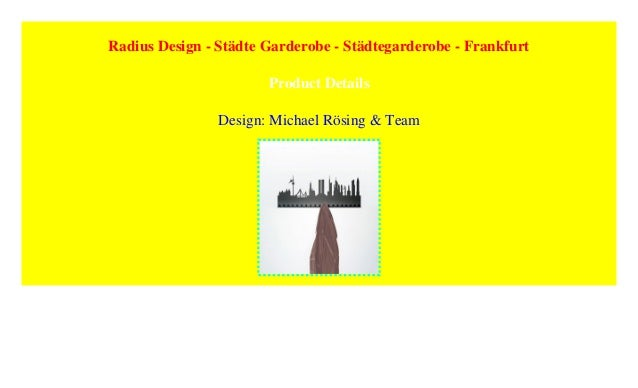 radius design