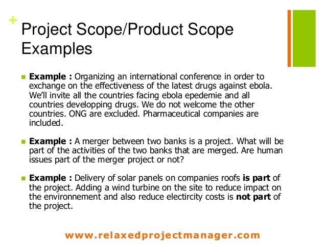 Cots scope | erp the right way!