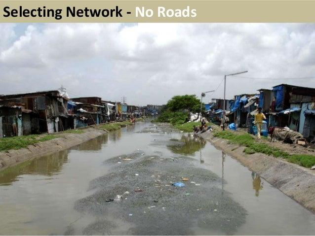 No RoadsSelecting Network - No Roads