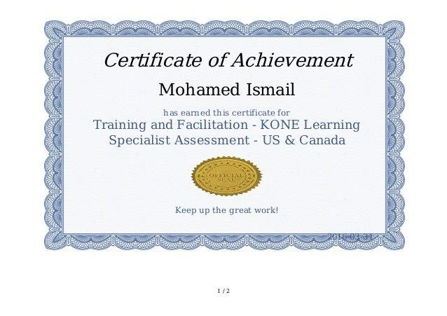 Training & Facilitation