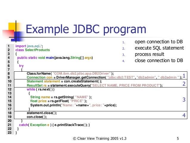 Java jdbc connection example (mysql) howtodoinjava.