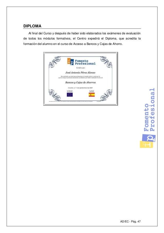 Bancos y cajas de ahorro for Pisos de bancos y cajas