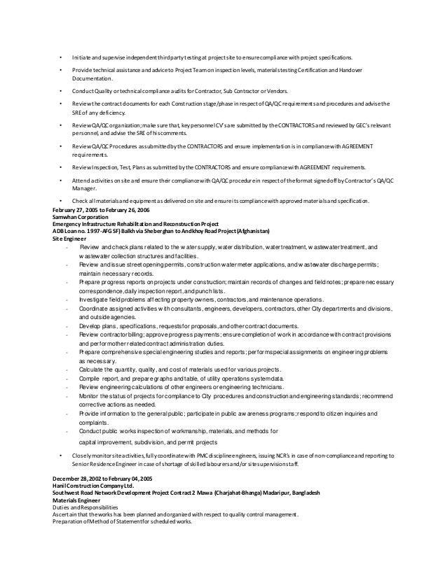 Efren Molina Updated CV new(Civil Engineer)