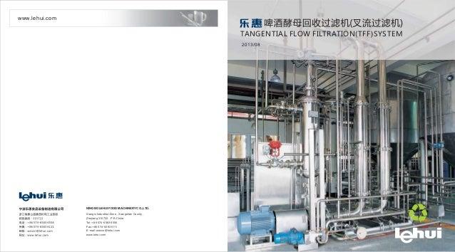 009 tangential flow filtration(tff) 2013