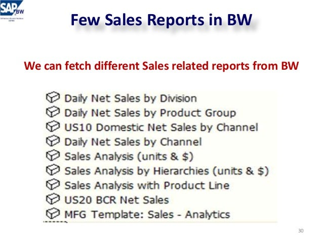 sap bw 7.4 practical guide
