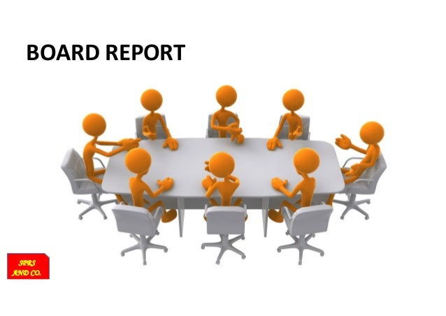 Board Of Directors Report And Csr Co Act