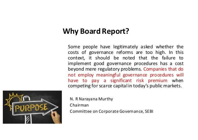 Board of Directors Report and CSR Co Act 2013 – Board Report