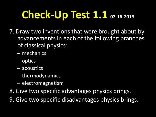 00 check up tests Slide 3