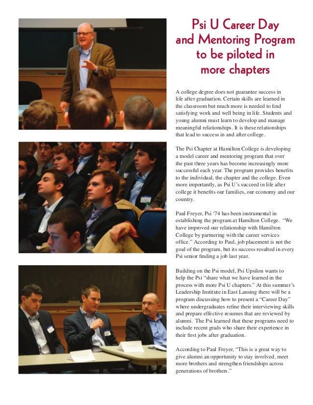 Psi Upsilon Fraternity- Jacobs Schlorship Publication