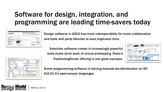 Designing a Motion-Control System…Software in 2015 Makes It Easy