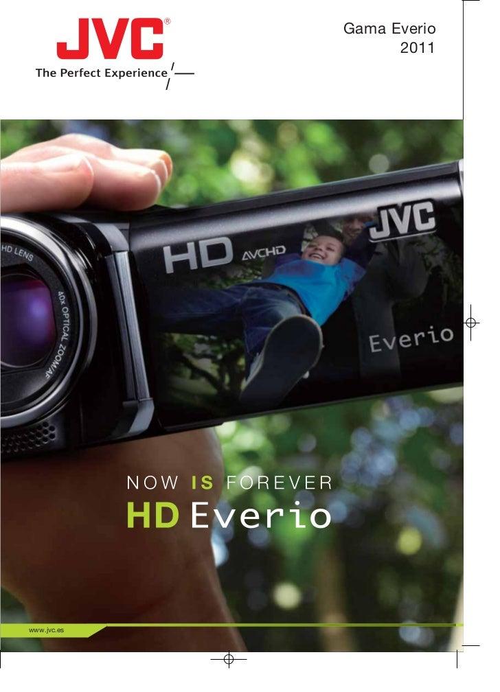 how to use jvc everio as webcam