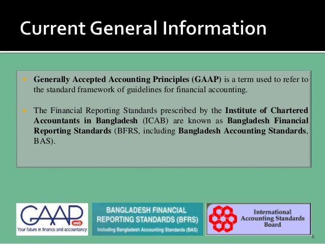 bangladesh accounting standard Accounting standard (ias) as its national accounting standards in july, 2006   the process followed in adopting and implementing ifrs in bangladesh and its.