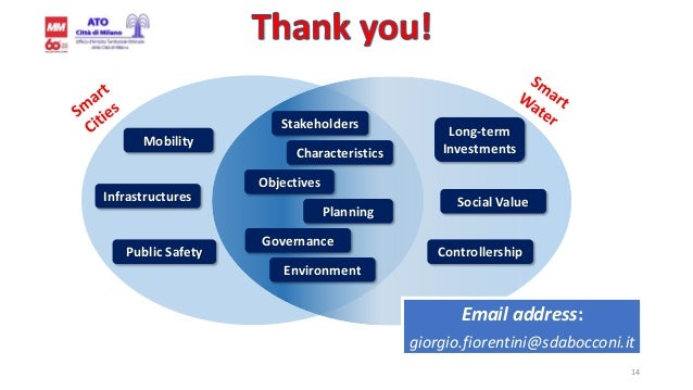 14 Stakeholders Objectives Planning Governance Characteristics Mobility Infrastructures Environment Social Value Controlle...
