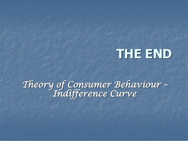 consumer behaviou