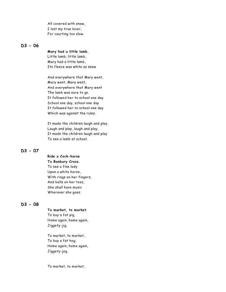 Lyric lover lover lover lyrics : 00 Lyrics 100 Songs For Kids