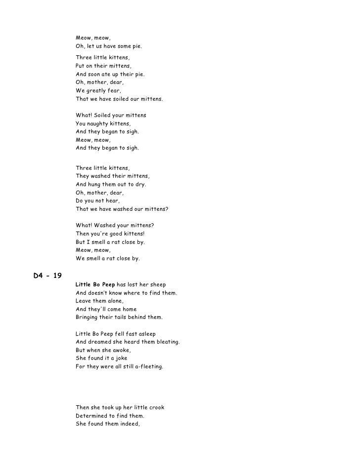 Lyric mary did u know lyrics : 00 Lyrics 100 Songs For Kids