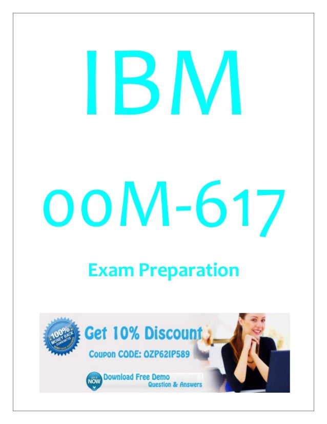 IBM 00M-617 Exam Preparation