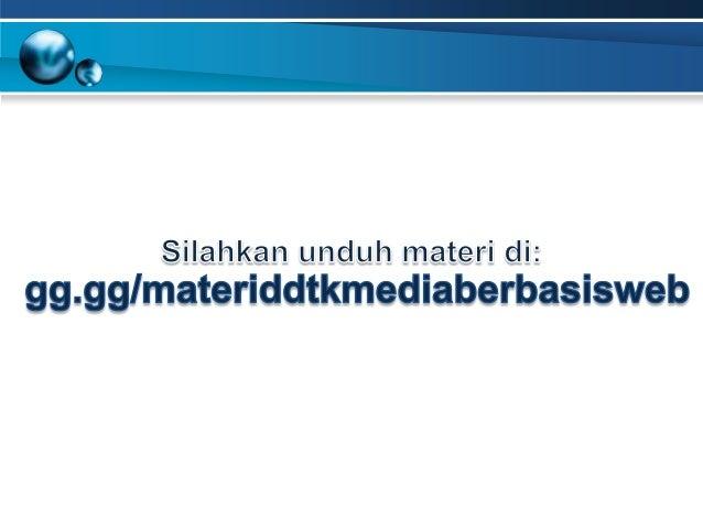 00 menu ddtk media   web Slide 3