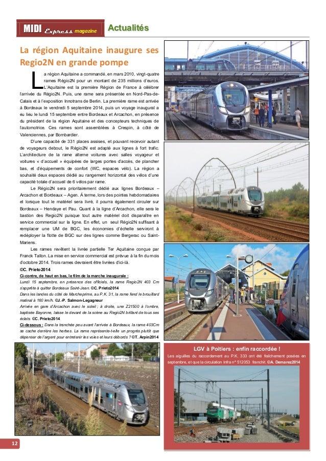 Acttualliittés MMI IIDDI II EEx xxpppr rre ees sss ss magazine  13  Le train jaune menacé de fermeture ?  'est ce que rapp...