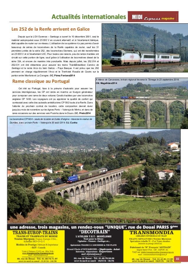 MMI IIDDI II EEx xxpppr rre ees sss ss magazine Reporttage  16  En balade de  Limoges à  Saint-Junien  Laurent Knop nous e...