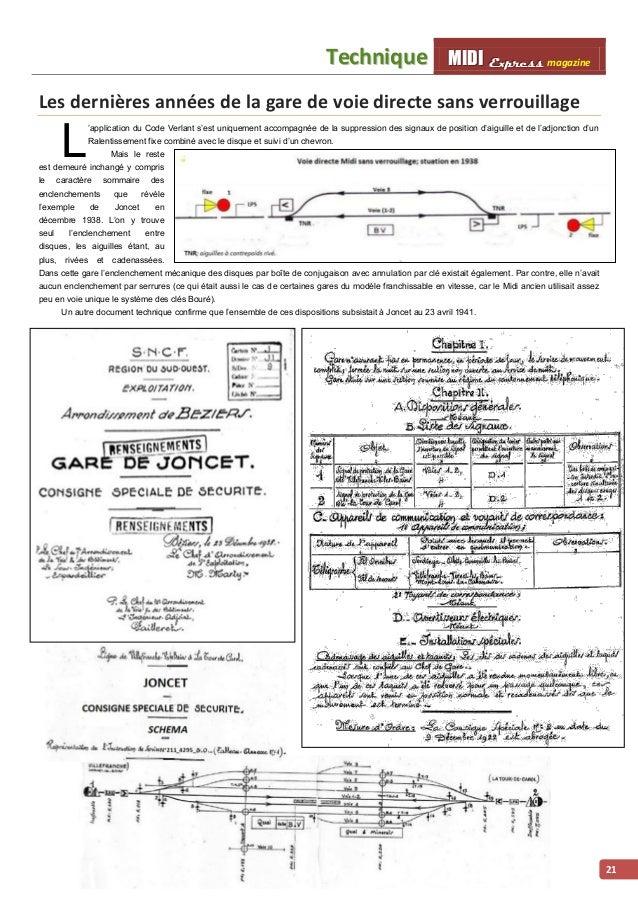 MMI IIDDI II EEx xxpppr rre ees sss ss magazine Techniique  22  Lors de la parution de l'Annexe II d'octobre 1942 à l'Inst...