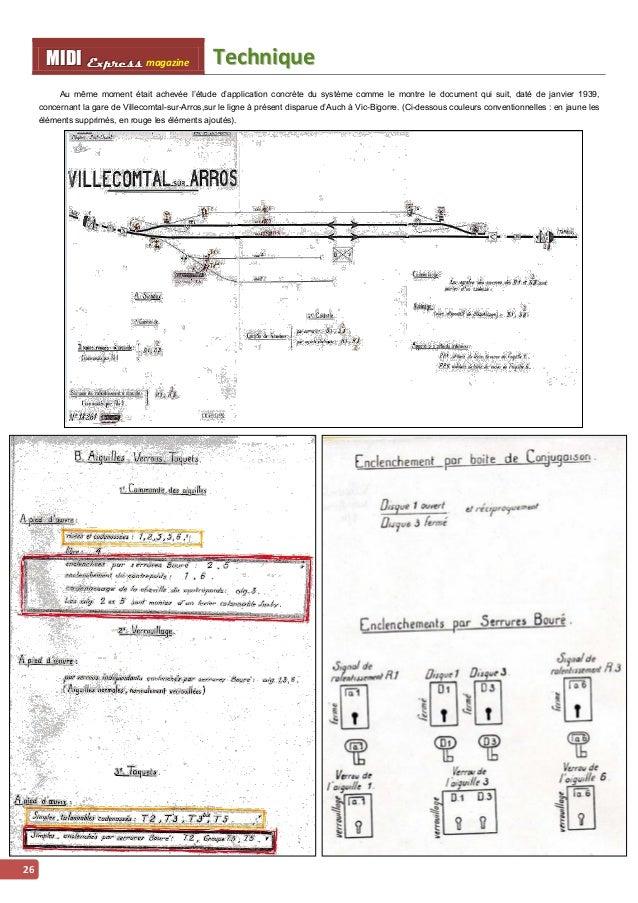 Techniique MMI IIDDI II EEx xxpppr rre ees sss ss magazine  27  On remarquera que certaines des serrures individuelles ci-...