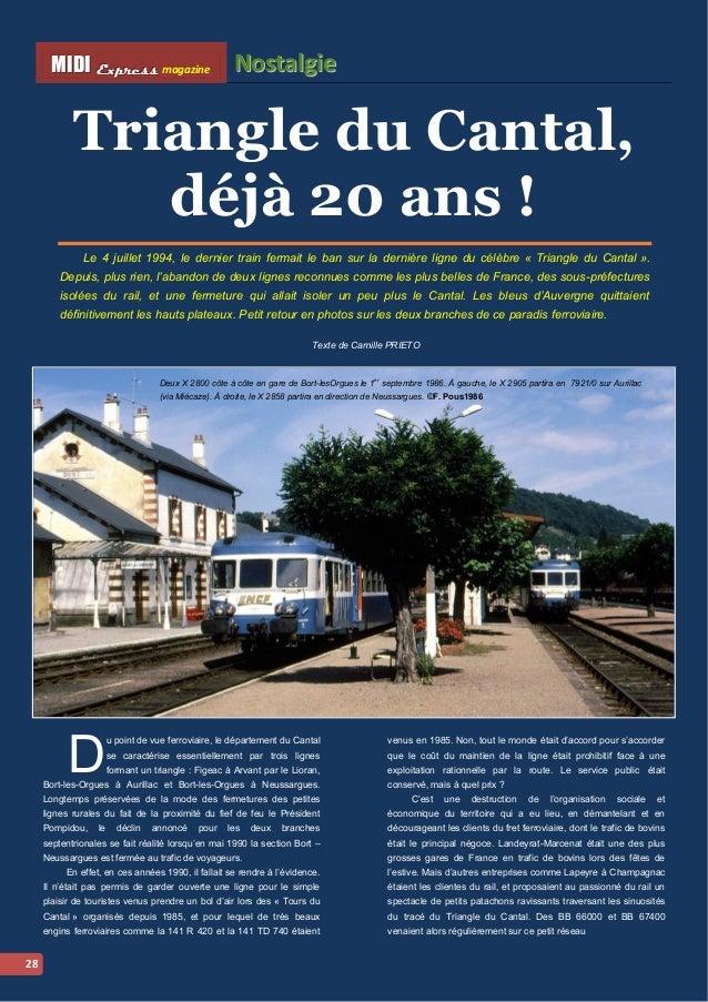 Nosttallgiie MMI IIDDI II EEx xxpppr rre ees sss ss magazine  29  Histoire de tuer un peu plus la région et ses gens, le t...