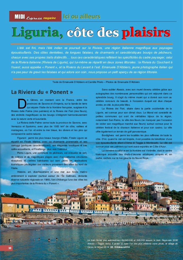 IIcii ou aiilllleurs MMI IIDDI II EEx xxp ppr rre ees sss ss magazine  39  Les débuts du transport  ferroviaire  'idée d'u...