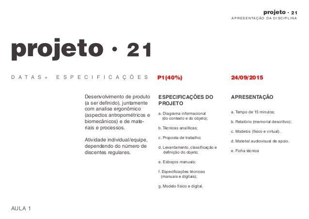 Projeto 21. Aula 00. Apresentação da disciplina. Slide 2