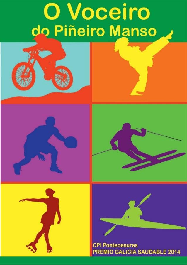 Páxina 2 SUMARIO ARREDOR DE NÓS…………………………………………PÁXINAS 2-11 Acontecementos relevantes do ano no noso centro e actividades ...