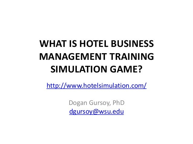managing customer simulation 1 Some well-established management theories have been developed using  simulation  the journal of artificial and social science simulation, 1(3), 1-36.