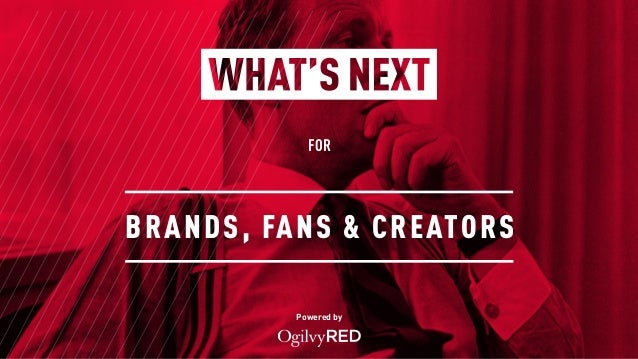 FOR Powered by BRANDS, FANS & CREATORS