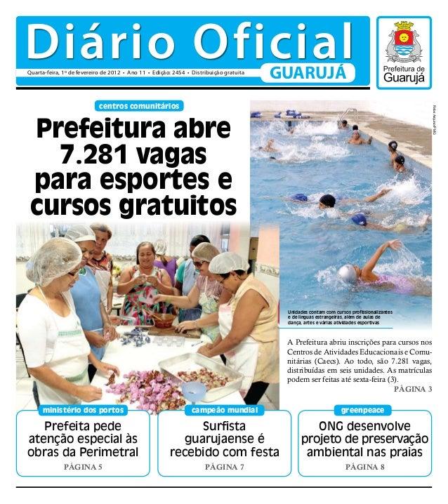 Surfista guarujaense é recebido com festa Página 7 campeão mundial centros comunitários ONG desenvolve projeto de preserva...