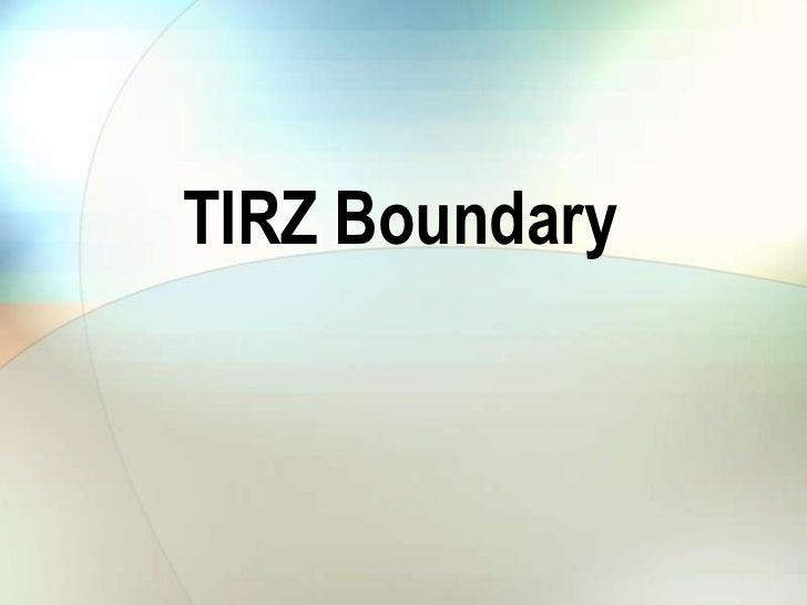 TIRZ Boundary