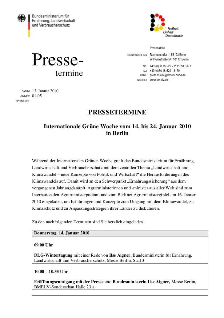 Pressestelle             Presse-                                                              HAUSANSCHRIFTEN   Rochusstra...