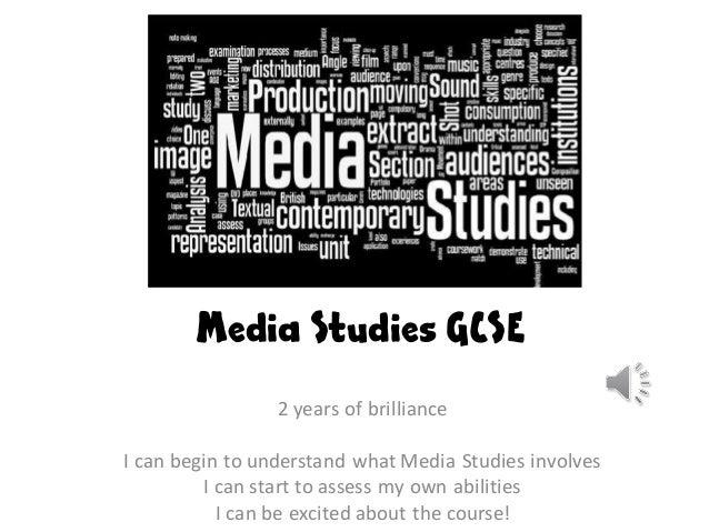 01. Intro to GCSE Media