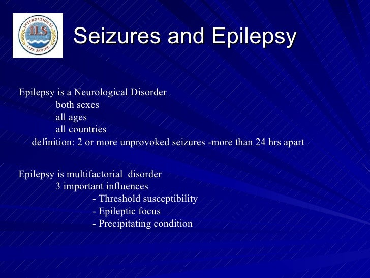 Epilepsy Nature Review
