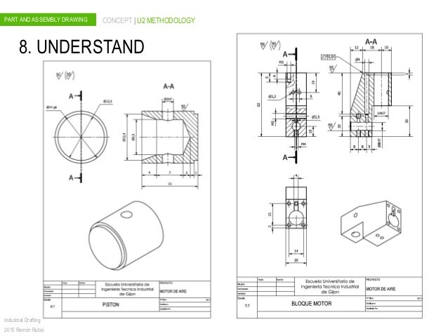 01 Part And Assembly Drawing