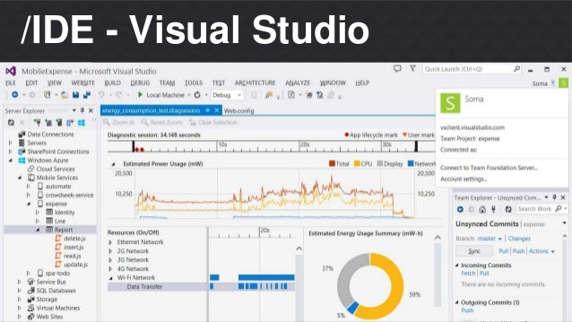 Matheus S. Thomaz  Front-end Developer  /IDE - Visual Studio