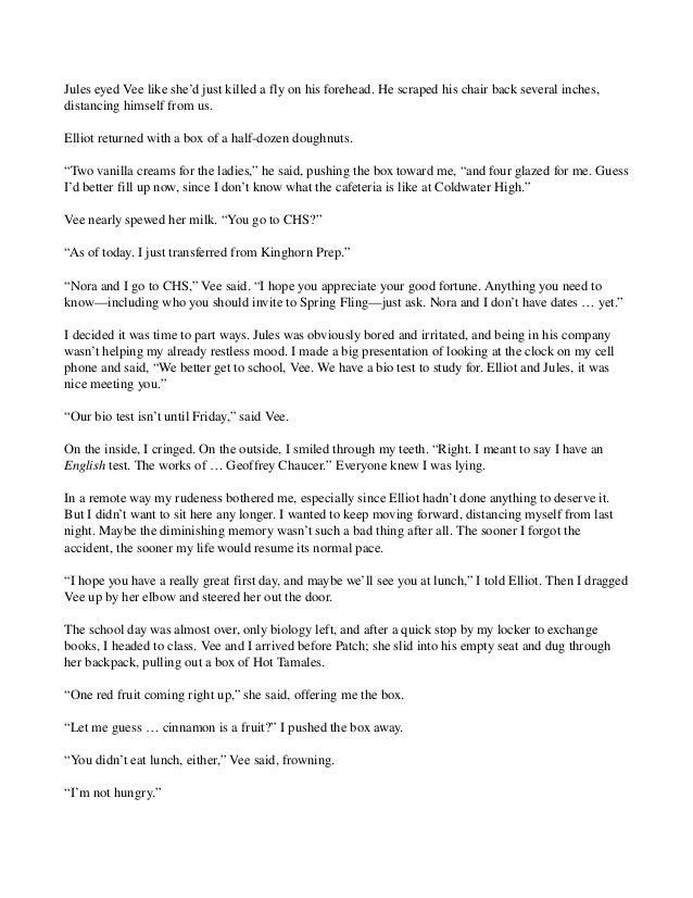 essay about a novel zoo